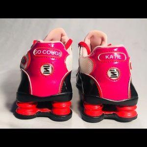 Nike Shoes - Nike Shox ID running shoes women's size 8